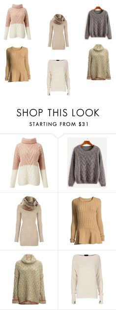 """""""Sweet and warm"""" by die-ammy ❤ liked on Polyvore featuring Miss Selfridge, Neiman Marcus, Free People and Exclusive for Intermix"""