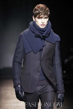 Salvatore Ferragamo Menswear Fall Winter 2013 Milan