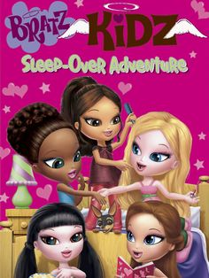 Shop Bratz: Kidz Sleep-Over Adventure [DVD] at Best Buy. Find low everyday prices and buy online for delivery or in-store pick-up. Childhood Movies, Kid Movies, My Childhood, Movie Tv, Movie List, Watch Movies, Kids Adventure Movies, Bratz Girls, Bratz Doll
