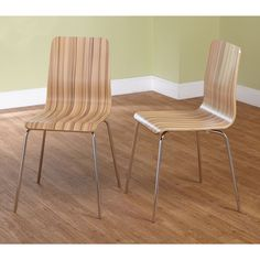 Simple Living Beatrice Bentwood Dining Chair (Set of 2) | Overstock.com Shopping - The Best Deals on Dining Chairs