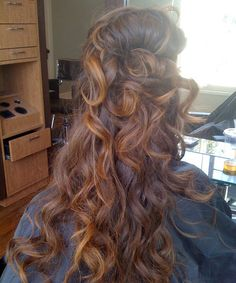Curly Highlights