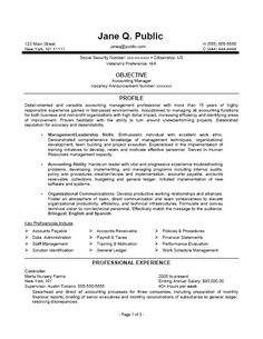 accounting manager resume accounting manager federal resume sample the resume clinic 888 291 - Professional Accountant Resume