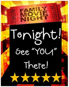 My favorite movies are . HOME MOVIES! I just love to watch the boys faces light up when they see themselves on the big screen! Family Movie Night, Family Movies, Family Games, Pta School, School Events, School Days, Fun Activities To Do, Family Activities, Pta Reflections