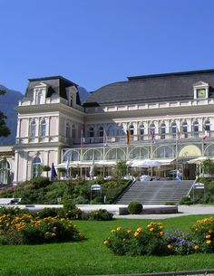 Bad Ischl - Kurhaus Heart Of Europe, Salzburg, Amazing Places, Hungary, Switzerland, Castles, The Good Place, Places To Visit, Germany