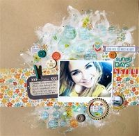 A Project by **Gina** from our Scrapbooking Gallery originally submitted 09/26/13 at 11:32 PM