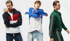 Roupas esportivas estão invadindo (de vez) a moda masculina.