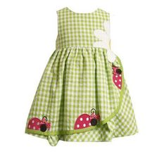 Cute ladybug dress