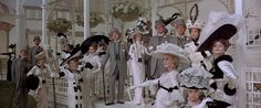 My Fair Lady, Ascot Racecourse Opening Day scene.
