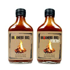 BBQ & Extra Hot BBQ Sauces