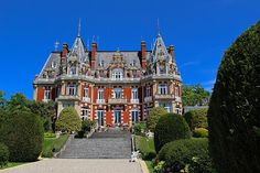 Chateau Impney Hotel, Located in Droitwich Spa, Worcestershire