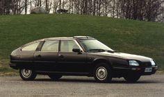 Citroen CX TRE 1988