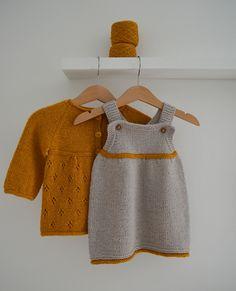 Ravelry: Kleid pattern by Gabriela Widmer-Hanke