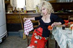 Por trás da foto: Madonna como mamma italiana para a Dolce & Gabbana