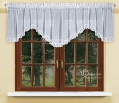 Sidari (S) - Świat Firan Valance Curtains, Home Decor, Decoration Home, Room Decor, Home Interior Design, Valence Curtains, Home Decoration, Interior Design