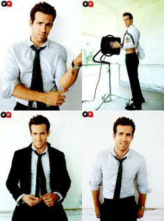 Ryan Reynolds x4 the perfect human being