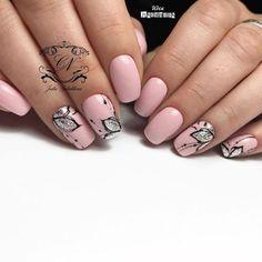 Error - - No name Manicure Nail Designs, Diy Nail Designs, Acrylic Nail Designs, Nail Manicure, Fabulous Nails, Perfect Nails, Disney Acrylic Nails, Punk Nails, Butterfly Nail Art