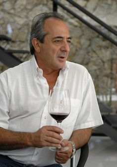Walter Bressia - Winemaker de la Bodega Bressia - Godoy Cruz - Mendoza - Argentina