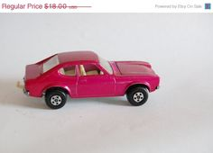 DISCOUNTED Vintage MATCHBOX Superfast 54 Ford by RememberWhenToys