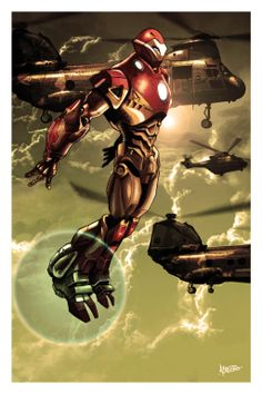 ultimate Ironman by tonytorrid on DeviantArt Marvel Vs, Marvel Dc Comics, Marvel Heroes, Mundo Marvel, Comic Book Characters, Marvel Characters, Comic Books Art, Iron Man 2008, New Iron Man