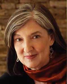 Barbara Kingsolver...another favorite author!