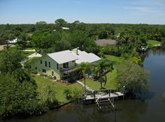 Palm City Waterfront Home