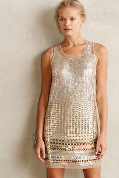 Disc-Beaded Shift - #anthrofave