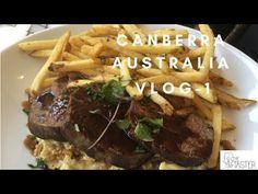 The Tiny Taster   Canberra Vlog Part 1   Australia - YouTube