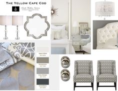 """The Yellow Cape Cod: Design Dilemma """"How Can I Make My Traditional Space Look More Contemporary?"""""""