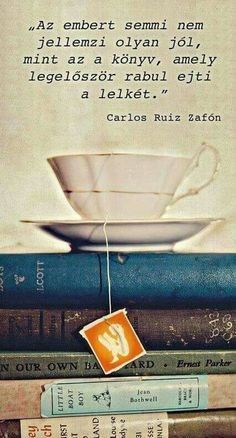 A book and a cup of tea Daily Quotes, Life Quotes, Forever Book, Books To Read, My Books, Love Reading, Vintage Books, Love Book, Famous Quotes