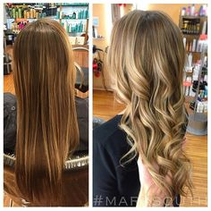 brown to blonde hair before and after - Google Search