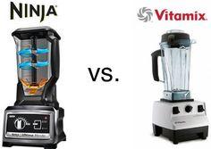 the great debate ninja vs vitamix...