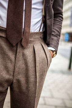 Men's Tie Inspiration #5 | MenStyle1- Men's Style Blog