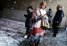 fwspectator:  Fashion Week Spectator | daily street style