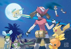 pokemon rubi artwork - Buscar con Google