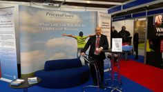 Our stand at The Business Show 2012