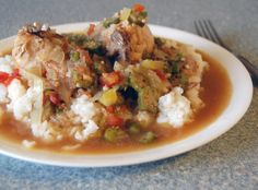 Louisiana Chicken Gumbo