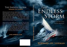 The Endless Storm - Adventure Book Cover For Sale at Beetiful Book Covers