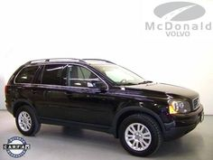 2008 Volvo XC90    Offer Ends: 06/30/2012  Price: $23,988  Stock# VP81429089    http://www.mcdonaldvolvousedcars.com/preowned-specials.aspx