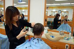 Barber Shop Kaneohe : Shops, Maids and Barber shop on Pinterest