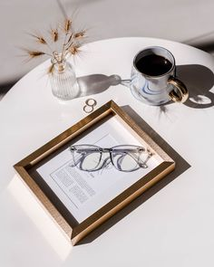 Contemporary and slim in shape, the clear Dakota opticals are a quintessential, must-have this It's simple, lightweight design makes for an effortless yet classic ensemble. Dakota Blue, Eye Strain, Prescription Lenses, Color Trends, Contemporary Design, Eyewear, Light Blue, Colours, Slim