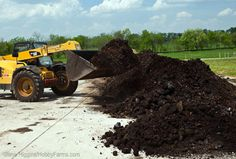 A 1,000-pound animal, such as a cow, will compost down in about three months, reducing your risk of contaminating the water supply and the cost of having the animal transported off-farm for disposal. Photo courtesy Steve Higgings (HobbyFarms.com)