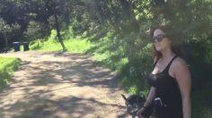 Hiking Fryman Canyon with Lee Ann