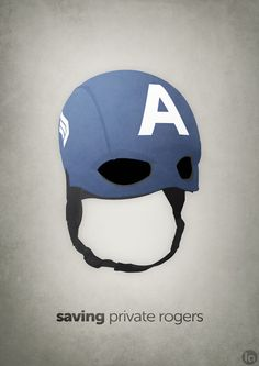 Capitão América!