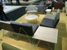 Pipe chair Jonas Ihreborn Stockholm Furniture Fair 2015