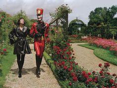 Marion Cotillard by Tim Walker // W Magazine - December 2012