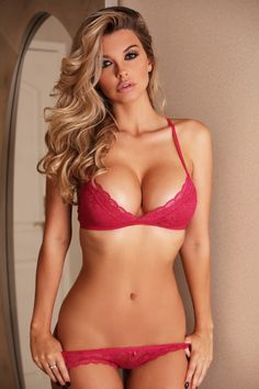 Emily Sears Is A Smokeshow From Down Under Who Was MADE To Model Lingerie