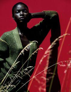 : Jeneil Williams for Vogue Germany