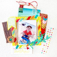 by machiko scrap bag 2014 -June