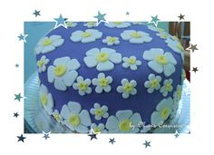 Lindo bolo feito pela Maisa