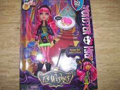 Monster High Doll 13 Wishes Howleen Wolf www.wonderfinds.com/item/3_350800936030/c335/MONSTER-HIGH-HOWLEEN